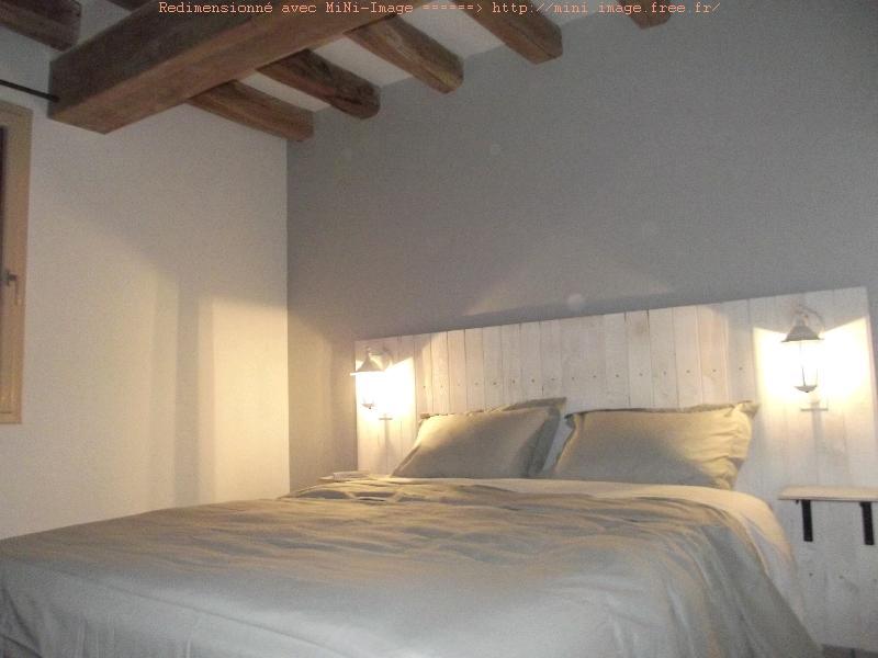 chambre avec lit de 160. Black Bedroom Furniture Sets. Home Design Ideas